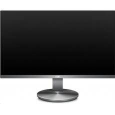 "AOC MT IPS LCD WLED 27"" I2790VQ/BT IPS panel, 1920x1080,  D-Sub, HDMI, DP, repro"