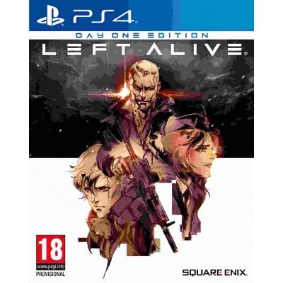 PS4 hra Left Alive