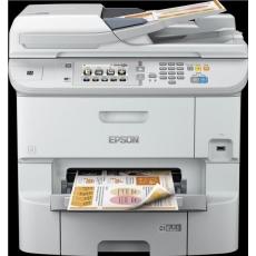 EPSON tiskárna ink WorkForce Pro WF-6590DWF , 4v1, A4, 34ppm, Ethernet, WiFi (Direct), Duplex, NFC,3 roky OSS po reg.