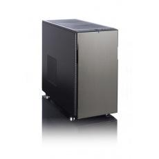 FRACTAL DESIGN skříň DEFINE R5 USB 3.0 Titanium Grey, bez zdroje