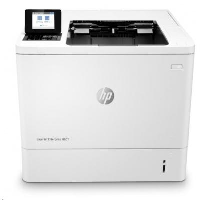 HP LaserJet Enterprise M608n (A4; 61 ppm, USB2.0; Ethernet) - lehce poškozený BOX