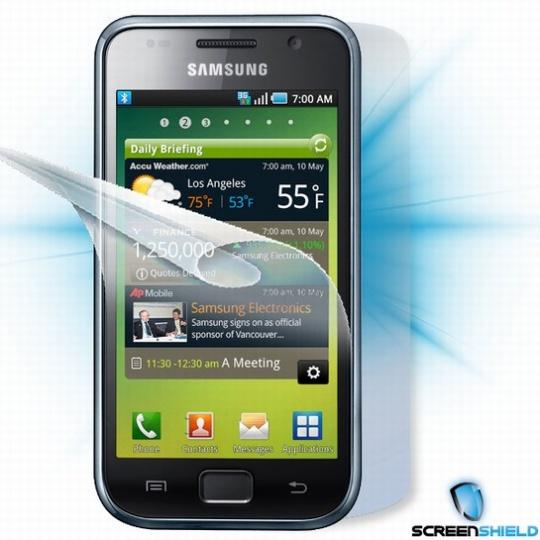 ScreenShield fólie na celé tělo pro Samsung Galaxy S (i9000)