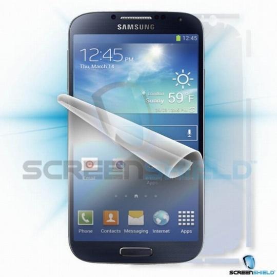 ScreenShield fólie na celé tělo pro Samsung Galaxy S4 (i9505)