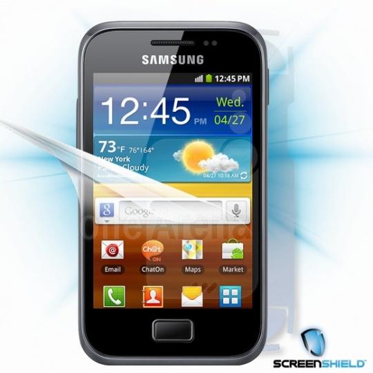 ScreenShield fólie na celé tělo pro Samsung Galaxy Ace Plus (S7500)