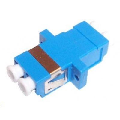 Optická spojka singlemode duplex LC-LC, PC