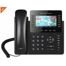 Grandstream GXP2170 [VoIP telefon - 6xSIP účet, HD audio, 5prog.tl.+48 předvoleb, bluetooth, EHS,barevný LCD,2x GLAN]