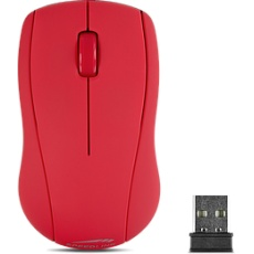 SPEED LINK myš SL-630003-RD SNAPPY Mouse - Wireless USB, red