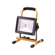 Extol Light reflektor LED nabíjecí s podstavcem, 1400lm 43125