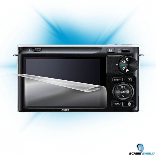 ScreenShield fólie na displej pro Nikon 1 J2