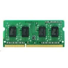 Synology rozšiřující paměť 4GB DDR3-1600 pro DS2015xs,DS2415+,DS1815+,DS1515+,DS1817,RS2416+,RS2416RP+, RS815+, RS815RP+