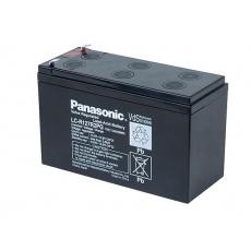 Baterie - Panasonic LC-R127R2PG1 (12V/7,2Ah - Faston 250), životnost 6-9let