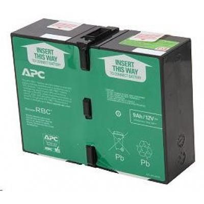 APC Replacement Battery Cartridge #124, BR1200GI, BR1200G-FR, BR1500GI, BR1500G-FR, SMC1000I-2U