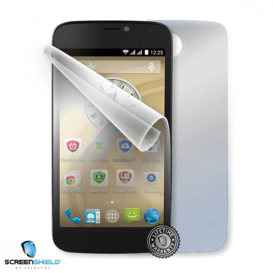 ScreenShield fólie na celé tělo pro Prestigio MultiPhone PSP 3502 DUO