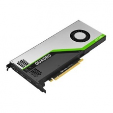 NVIDIA Quadro RTX 4000 8GB GDDR6, PCIe 3.0x16 Card, 3x display port + USB-C