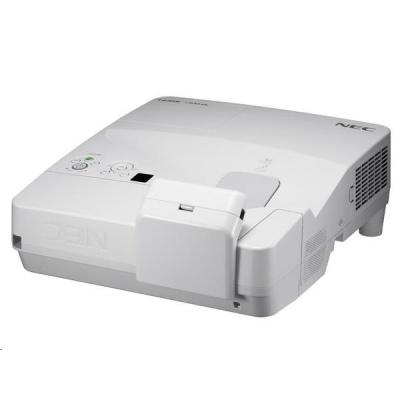 NEC projektor LCD UM301Wi Multi-pen / Interaktivní kit / +stojan +Whiteboard (1024x768,3000ANSI lm,6000:1,) 8,000h lamp