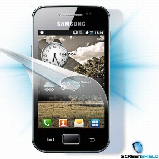 ScreenShield fólie na celé tělo pro Samsung Galaxy Ace (S5830)