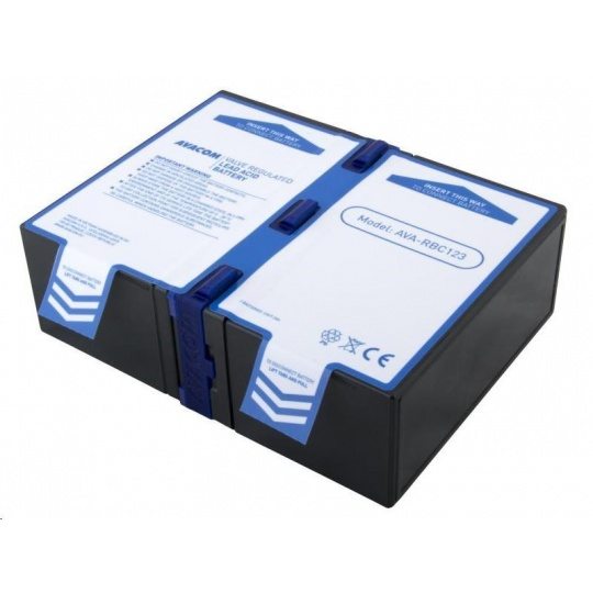 AVACOM náhrada za RBC123 - baterie pro UPS