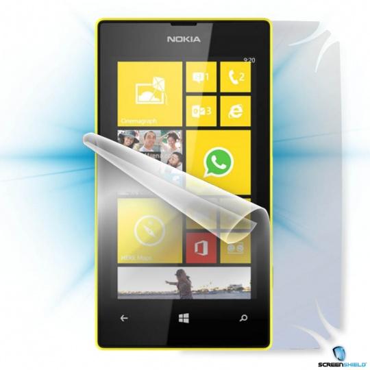 ScreenShield fólie na celé tělo pro Nokia Lumia 520