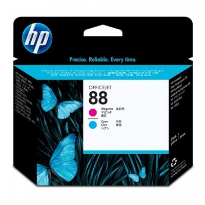 HP 88 Magenta+Cyan Printhead, C9382A