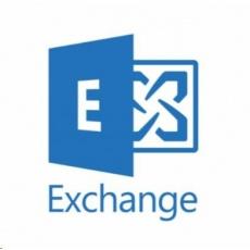 Exchange Online Plan 1 OLP NL (roční předplatné)