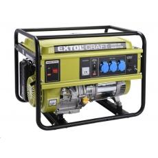 Extol Craft (421010) elektrocentrála benzínová, 13HP/5,5kW
