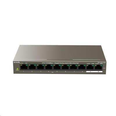 Tenda TEF1110P-8-102W - PoE AT Switch
