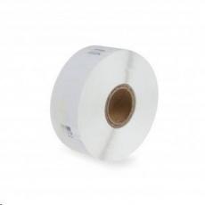 PRINTLINE kompatibilní etikety s DYMO 99012 (S0722400), bílé papírové štítky , 36 x 89mm, 260ks