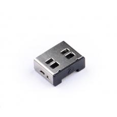 SMARTKEEPER Basic USB Port Lock 6 - 1x klíč + 6x záslepka, černá