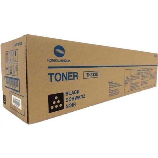 Minolta Toner TN-613K, černý do bizhub C552, C652 (40k)