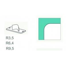 Zaoblovací nůž R10 mm Diamond
