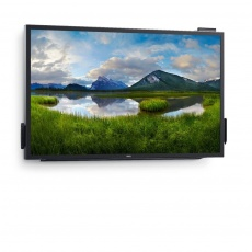 "DELL 55 Interactive Touch 4K Monitor   C5518QT - 139.7cm(55"") Black EUR"