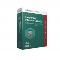 Kaspersky Internet Security CZ multi-device, 2 zařízení, 2 roky, obnovení licence, elektronicky