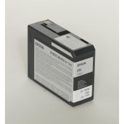 EPSON ink čer Stylus Pro 3800/3880 - photo (80ml)