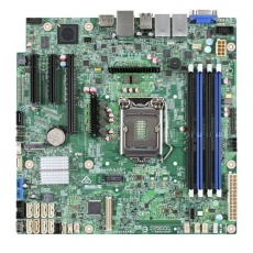 Intel Server Board S1200SPLR (SILVER PASS)
