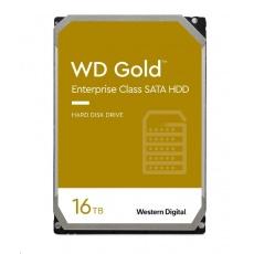 WD GOLD WD161KRYZ 16TB SATA/ 6Gb/s 512MB cache 7200 ot., CMR