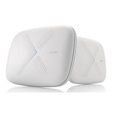 Zyxel WSQ50 Multy X WiFi System (2-pack), Wireless AC3000, 3x gigabit RJ45, 1x USB