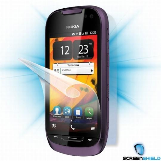 ScreenShield fólie na celé tělo pro Nokia 701