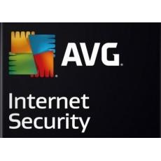 _Nová Licence AVG Internet Security pro Windows 4 lic. (24 měs.) SN Email ESD