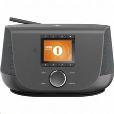 Hama DIR3300SBT Internetové rádio s DAB+ černé