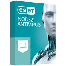 ESET NOD32 Antivirus pro 1 počítač (elektronická licence)