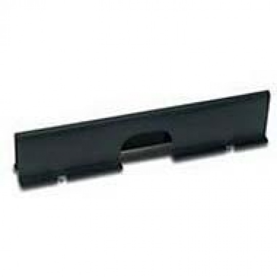 APC Shielding Partition Solid 600mm wide Black