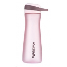 Naturehike sportovní Tritanová láhev 600ml - růžová 115g