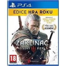 PS4 hra Zaklínač 3: Divoký Hon - Edice Hra Roku
