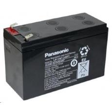 Baterie - Panasonic UP-VW1245P1 (12V/45W/čl. - Faston 250), životnost 6-9 let