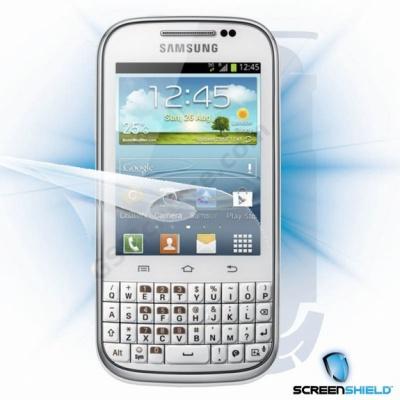 ScreenShield fólie na celé tělo pro Samsung Galaxy Chat (B5330)