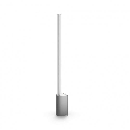 PHILIPS Signe Stolní svítidlo, Hue White and color ambiance, 230V, 1x14W integr.LED, Aluminium