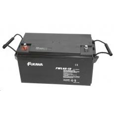 Baterie - FUKAWA FWL 65-12 (12V/65 Ah - M6), životnost 10let