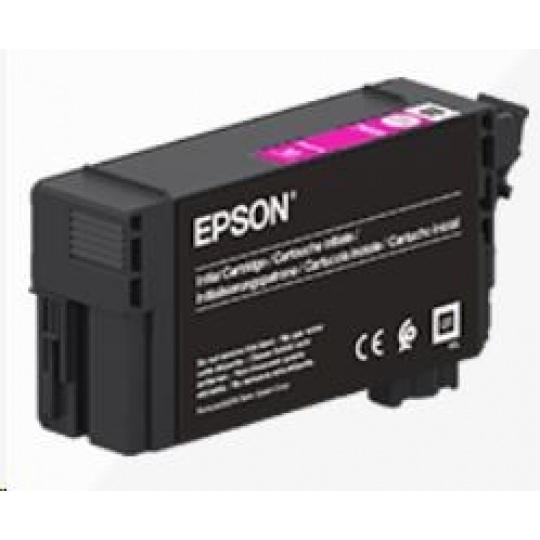 EPSON ink bar Singlepack UltraChrome XD2 Magenta T40C340(26ml)