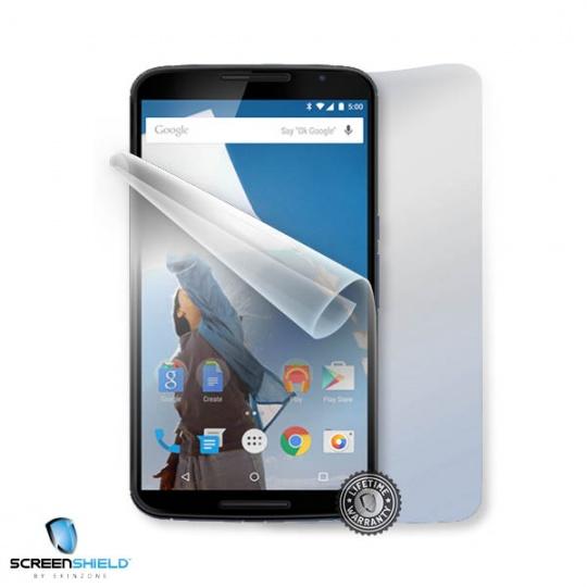 ScreenShield fólie na celé tělo pro Motorola Nexus X (Nexus 6)