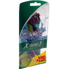 Wilkinson Xtreme3 Sensitive ( 3+1 )